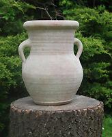 Römische Amphore 35 Cm - Antike Krug Blumentopf  Vase  aus Terrakotta Terracotta