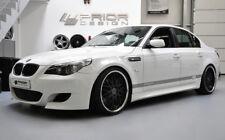BMW E60 5 SERIES M5 CONVERSION BODY KIT 545I 535I 530i FRONT/REAR BUMPER FENDERS