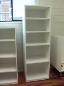 NEW Wardrobe Cabinet Clothes Storage Organiser Insert Shelves 150cm ASSEMBLED