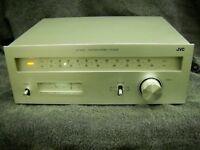 Vintage JVC JT-V11G FM/AM Stereo Tuner