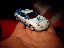 Porsche 924 Station de Lavage Voiture Elephant Bleu High Speed China 1/43e