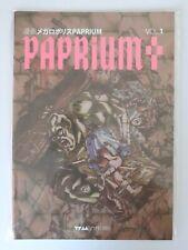 SEGA megadrive - Paprium comic book NEW manga