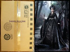 """Queen of the Dark Forest Barbie Doll Haunted Beauty SHIPPER Gold Label"""""""