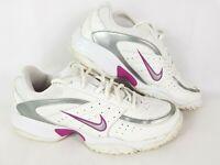 Nike Court Womens Tennis Trainers Sneakers UK 7 White