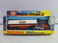 Matchbox Super Kings Ford LTS Articulated Tanker