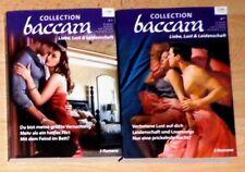 Liebesromane BACCARA Collection Band 394 und 395