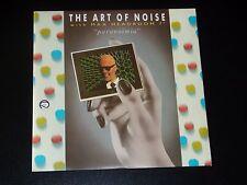 45 tours SP - THE ART OF NOISE - PARANOIMIA - 1986