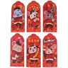 6Pcs/pack Rat Red Envelope To Fill In Money Chinese Tradition Hongbao Gifts_UK