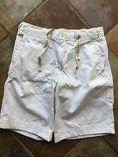 Mens Polo Ralph Lauren Flat Front Shorts Size 30