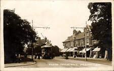 Erdington. Tram Terminus.