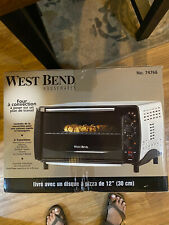 West Bend Countertop Convection Oven Extra Large Capacity Nib.