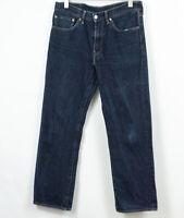 Levis 751 Jeans Regolare Dritto Elasticizzato da Uomo Misura W34 L32