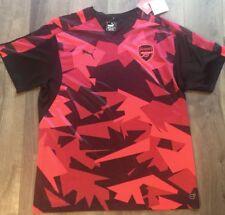 Puma Arsenal AFC Stadium Jersey ECL 75218705 Soccer Men's 2XL XXL