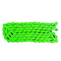 "Bicycle MTB BMX Road Bike 1/2""X 1/8"" Fixied Chain Single Speed 96 L Green K4L2"