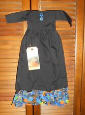 PRIMITIVE WALL DRESS HALLOWEEN BLACK WITCH  Pumpkin,Cat, Hats,Grungy,Cupboard