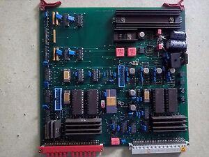 original Circuit board MWE HDM-00.781.2107 for Heidelberg  printing press