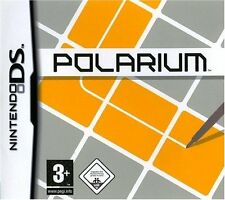 Polarium (Nintendo DS/3DS) Childrens Kids Boys Family Puzzle Game Region Free
