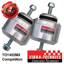 2 x Lexus GS300 JZS147 (91-97) Vibra Technics Engine Mount Competition TOY402MX