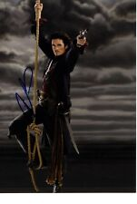ORLANDO BLOOM signed Autogramm 20x28cm PIRATES in Person autograph COA KARIBIK