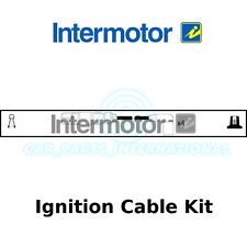 Intermotor - Ignition Cable, HT leads Kit/Set - 73952 - OE Quality
