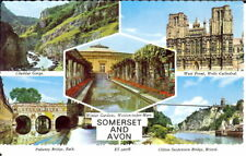 Somerset: Somerset and Avon, Multi-view - Posted 1982