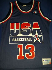 seltenes nba Basketball trikot Shaquille O'Neal champion jersey Dream Team usa