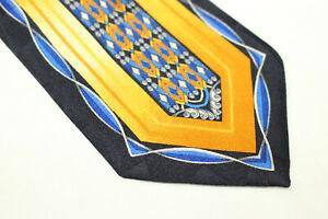 BLACK BEAR Silk tie Made in Italy F13875