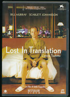 EBOND  Lost in Translation  L'amore tradotto DVD D430009