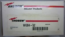 NEW!! Andrew WGB4-52 WaveGuide Wall/Roof Feed-Through Boot Kit