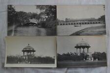 Vintage 1900s Photo Postcards Garfield Park Chicago 839