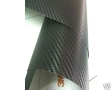"NEW 3M Di-NOC dinoc Carbon Fiber Vinyl 12""x48"" 4 sq/ft"