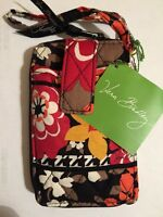 Authentic Vera Bradley Bittersweet Carry It All Wristlet Never Used