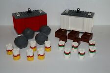 Lego Train / Railway - Cargo / Containers / Freight - Multiple Variations!