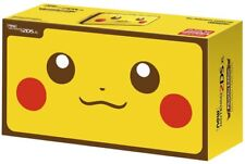 Nintendo New 2DS XL Pikachu Face Yellow Pokemon Edition
