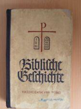 Biblische Geschichte - Erzdiözese Freiburg, 1962, Große Herdersche Schulbibel