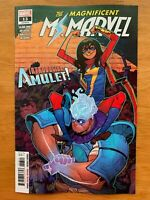 MAGNIFICENT MS MARVEL #13 Main Cover A 1st Print Marvel 2020 NM