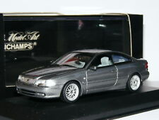 Minichamps 1998 Volvo C70 Coue Metallic Grey 1/43