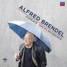 Brendel: complete Philips Recordings (Ltd. EDT.) Alfred Brendel 114cd BOX