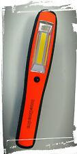 Torcia ad alta luminosità 200Lumen con gancio e magnete-CFG EL027 Batterie incl.