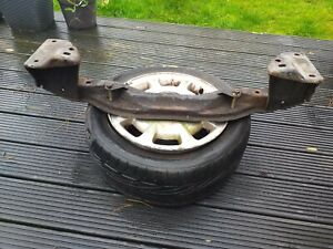 Ford sierra 2wd front crossmember