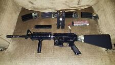 Airsoft AEG Aresenal with Accessories