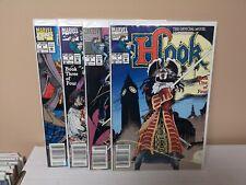 Marvel HOOK 1992 #1 2 3 4 Complete MOVIE ADAPTATION Peter Pan Disney+ newsstand