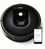 iRobot Roomba 981 Robot Aspirador para Alfombras con Potencia de Succión y Cepil