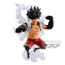 VORBESTELLUNG Banpresto One Piece Figur Ruffy Luffy Gear Fourth 4 Snakeman