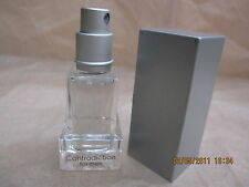 CONTRADICTION MEN by CALVIN KLEIN 0.33 FL oz / 10 ML EDT Spray No Box
