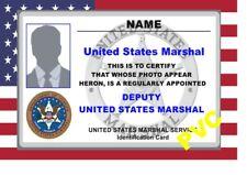 USA ID COLLECTOR CARDS <<USMS>>