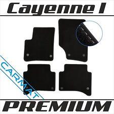 Porsche Cayenne I Bj. 2002-2010 Premium Fussmatten Autoteppiche