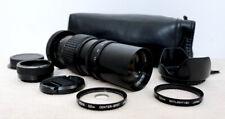 Canon EOS DIGITAL fit 200mm Macro PORTRAIT LENS for KISS REBEL 500D 600D 1100D +