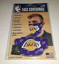 Los Angeles Lakers NBA Fan Face Mask By WinCraft One Size