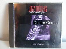 CD ALBUM Jazz masters 100 ans de jazz DEXTER GORDON